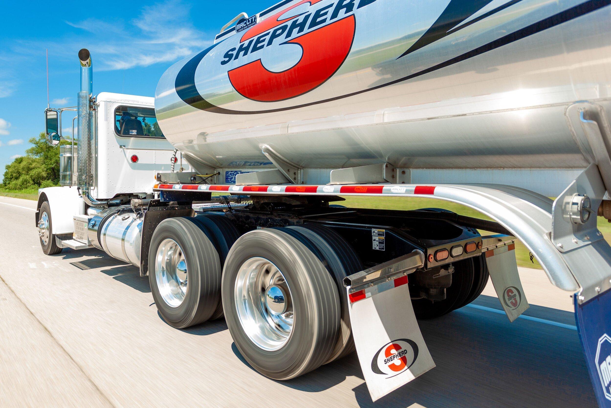Shepherd Oil Company -  Transportation